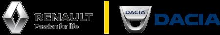 RENAULT DACIA logos orizz 900