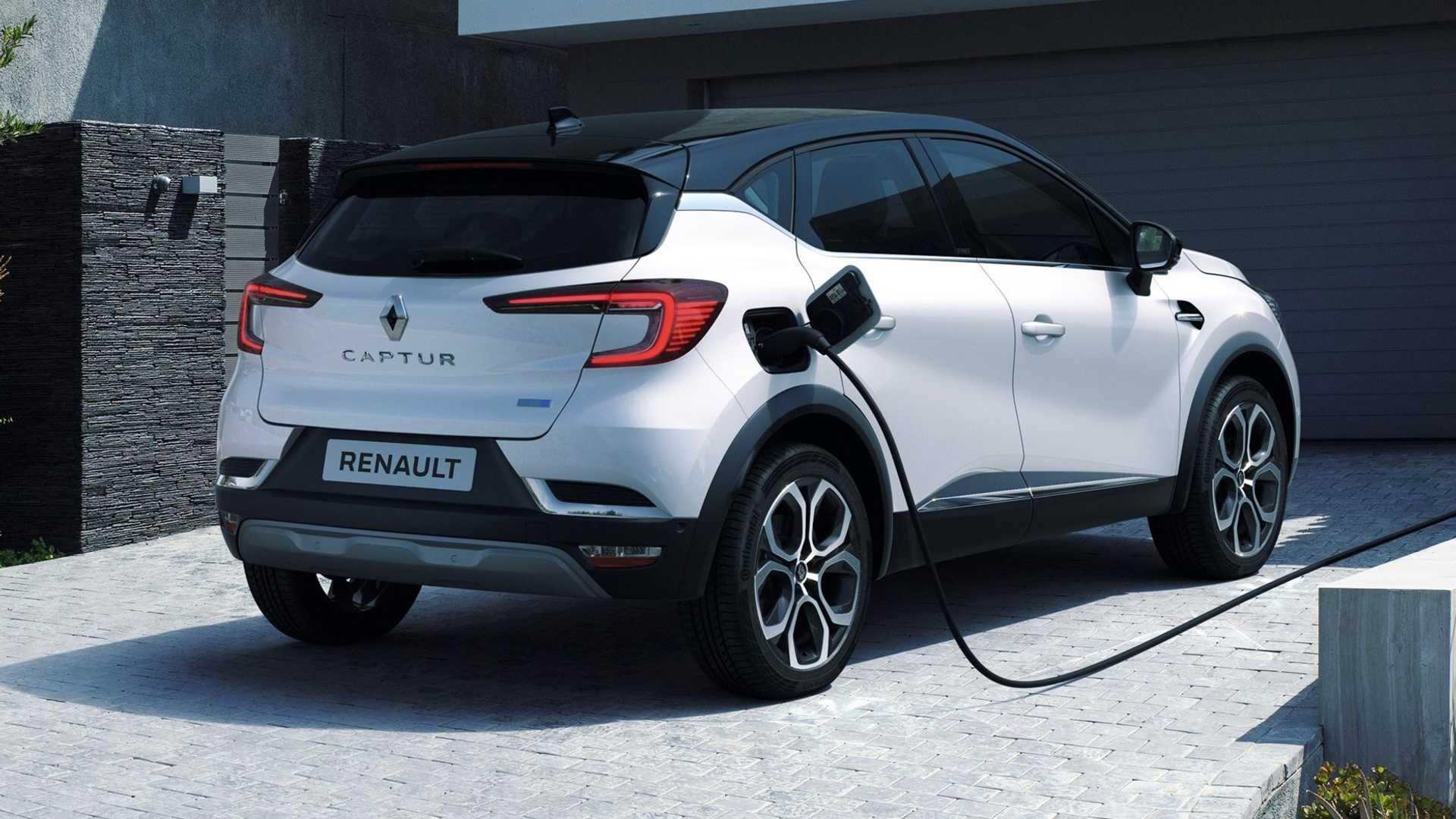 Nuovo Renault CAPTUR HYBRID