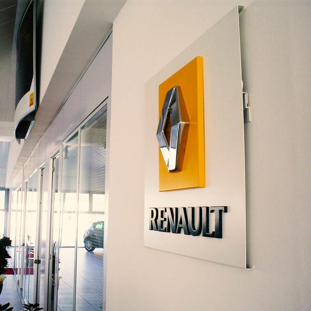 Servizio Autonoleggio Sulcis Iglesiente Renault AMR Motori
